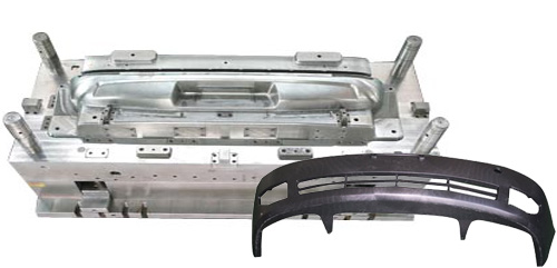 Auto And Motor Parts Mould