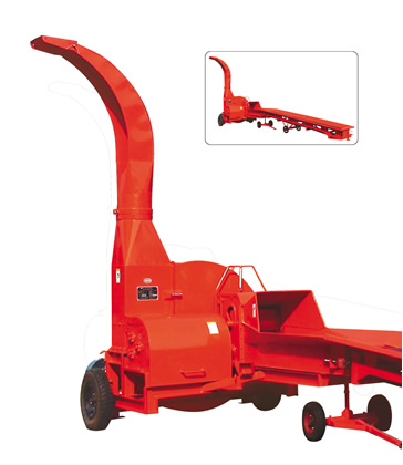 9Z-30 Ensiling Chaff Cutters