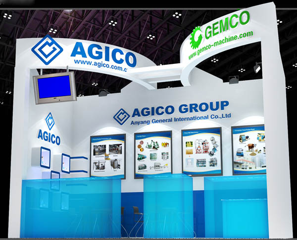 AGICO Attends Import and Export Fair