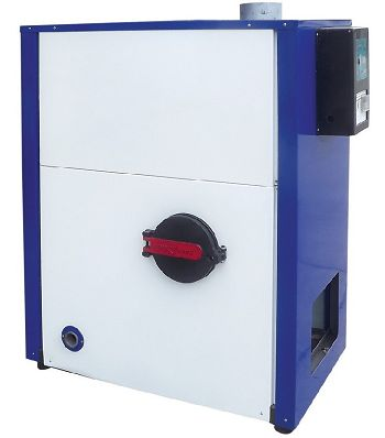 Small hot water boiler heating system home hotel uses Small house heating systems