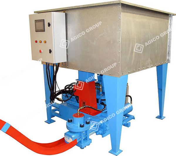 An introduction to hydraulic briquette maker