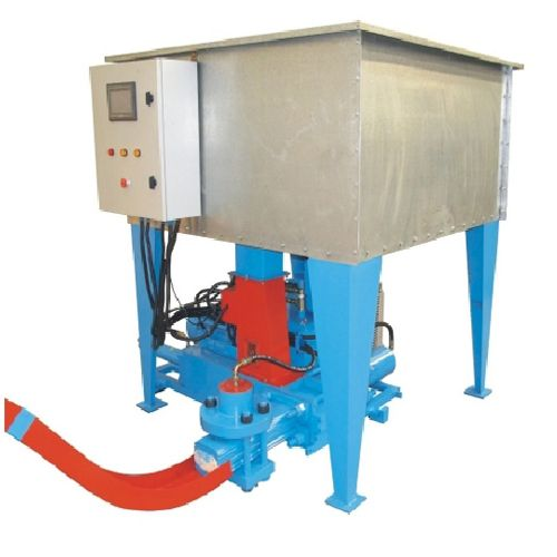 Wood Briquette Press ~ Hydraulic briquette press machine for wood chip straw stalk