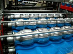 Roofing roll forming machine product