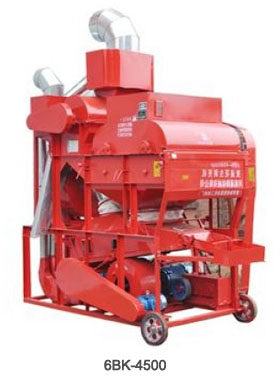 4500 peanut shelling machine