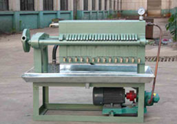 filter press YLY 250