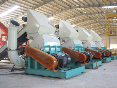 large hammer mill