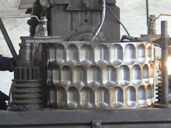 roller briquette press